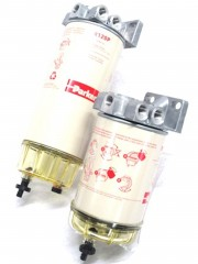 Spin-On diesel fuel filter/water separator - 600 series