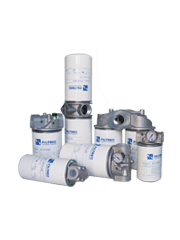 Filtrec Suction Filters