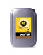 80W-90 Limited Slip Gear Oil