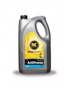 AntiFreeze 5ltr, 25ltr, 205ltr, red, blue