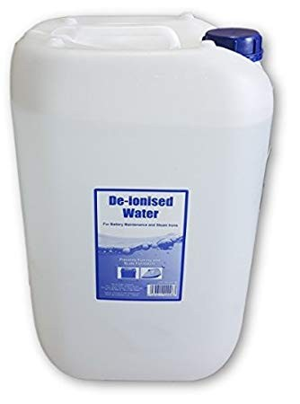 Battery Water / Acid